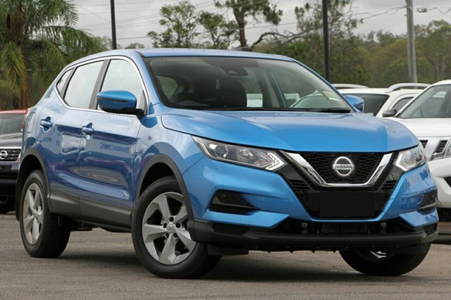 New Nissan Qashqai J11 Series 3 MY20 ST X-tronic Wangara, 2021 Nissan Qashqai J11 Series 3 MY20 ST X-tronic Vivid Blue 1 Speed Constant Variable Wagon