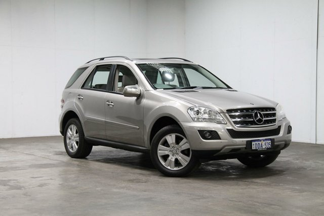 Used Mercedes-Benz ML280 CDI W164 MY09 , 2009 Mercedes-Benz ML280 CDI W164 MY09 Silver 7 Speed Sports Automatic Wagon