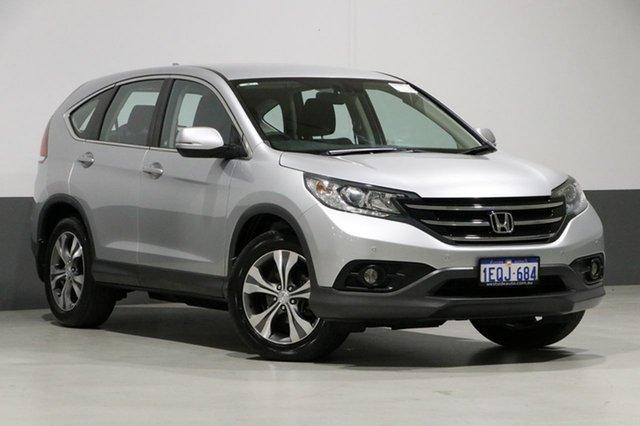Used Honda CR-V 30 MY15 VTi Plus+ (4x2), 2014 Honda CR-V 30 MY15 VTi Plus+ (4x2) Silver 5 Speed Automatic Wagon