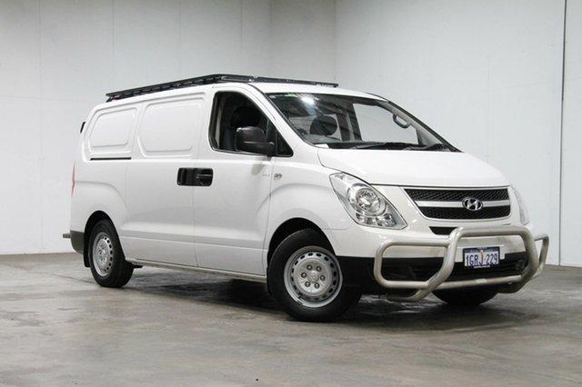 Used Hyundai iLOAD TQ2-V MY12 , 2012 Hyundai iLOAD TQ2-V MY12 White 6 Speed Manual Van