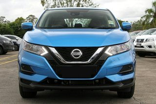 2020 Nissan Qashqai J11 Series 3 MY20 ST X-tronic Vivid Blue 1 Speed Constant Variable Wagon