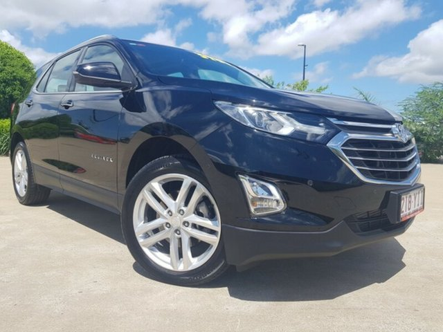 Used Holden Equinox EQ MY18 LTZ-V AWD, 2017 Holden Equinox EQ MY18 LTZ-V AWD Black 9 Speed Sports Automatic Wagon