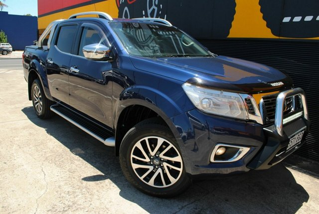 Used Nissan Navara D23 ST-X, 2015 Nissan Navara D23 ST-X Deep Sapphire 7 Speed Sports Automatic Utility