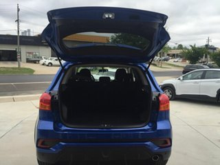 2017 Mitsubishi ASX XC MY18 LS 2WD Blue 6 Speed Constant Variable Wagon
