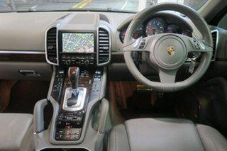 2011 Porsche Cayenne 92A MY12 S Tiptronic Blue 8 Speed Sports Automatic Wagon.