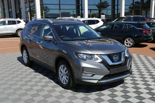 Used Nissan X-Trail T32 Series II ST-L X-tronic 4WD, 2018 Nissan X-Trail T32 Series II ST-L X-tronic 4WD Grey 7 Speed Constant Variable Wagon