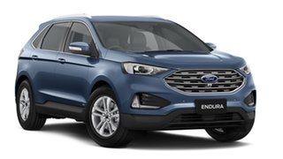 2018 Ford Endura CA 2019MY Trend Blue Metallic 8 Speed Sports Automatic Wagon