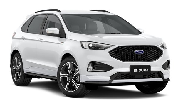 New Ford Endura CA 2019MY ST-Line Deer Park, 2019 Ford Endura CA 2019MY ST-Line Oxford White 8 Speed Sports Automatic Wagon