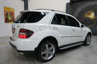2008 Mercedes-Benz ML320 CDI W164 MY08 Edition 10 White 7 Speed Sports Automatic Wagon