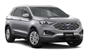 2018 Ford Endura CA 2019MY Trend SelectShift FWD Silver 8 Speed Sports Automatic Wagon