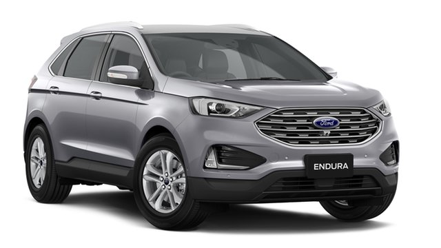 New Ford Endura CA 2019MY Trend SelectShift FWD, 2018 Ford Endura CA 2019MY Trend SelectShift FWD Silver 8 Speed Sports Automatic Wagon