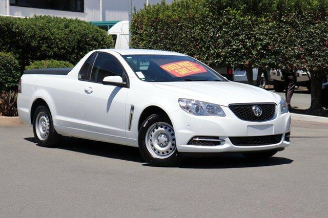 Used Holden Ute VF MY14 Ute, 2014 Holden Ute VF MY14 Ute Heron White 6 Speed Sports Automatic Utility