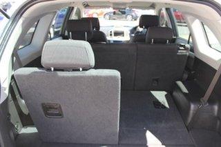 2011 Holden Captiva CG Series II 7 SX Silver 6 Speed Sports Automatic Wagon