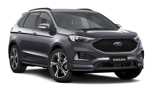 New Ford Endura CA 2019MY ST-Line SelectShift AWD, 2018 Ford Endura CA 2019MY ST-Line SelectShift AWD Grey 8 Speed Sports Automatic Wagon