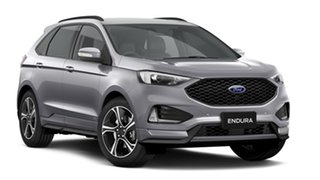 2019 Ford Endura CA 2019MY ST-Line Ingot Silver 8 Speed Sports Automatic Wagon