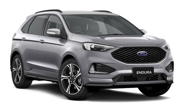 New Ford Endura CA 2019MY ST-Line SelectShift AWD, 2018 Ford Endura CA 2019MY ST-Line SelectShift AWD Ingot Silver 8 Speed Sports Automatic Wagon