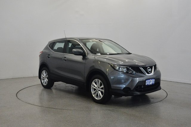 Used Nissan Qashqai J11 ST, 2015 Nissan Qashqai J11 ST Gun Metallic 1 Speed Constant Variable Wagon
