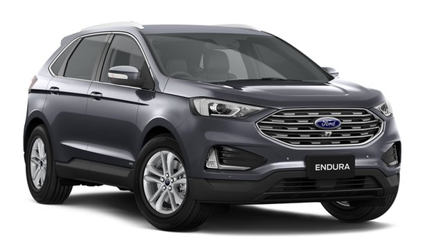 New Ford Endura CA 2019MY Trend SelectShift AWD, 2018 Ford Endura CA 2019MY Trend SelectShift AWD Magnetic 8 Speed Sports Automatic Wagon