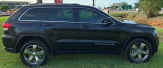 2014 Jeep Grand Cherokee WK MY2014 Laredo Black 8 Speed Automatic Wagon.