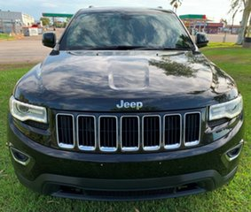 2014 Jeep Grand Cherokee WK MY2014 Laredo Black 8 Speed Automatic Wagon