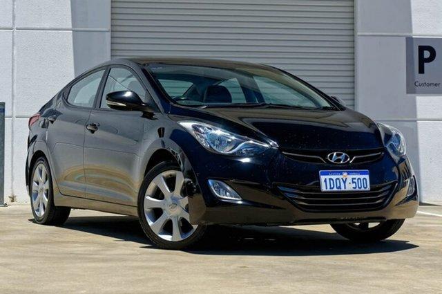 Used Hyundai Elantra MD Premium, MD Premium Sedan 4dr SA 6sp 1.8i