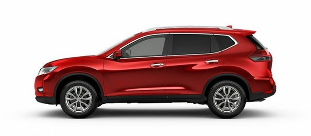 New Nissan X-Trail T32 Series II ST-L X-tronic 2WD, 2018 Nissan X-Trail T32 Series II ST-L X-tronic 2WD Ruby Red 7 Speed Constant Variable Wagon
