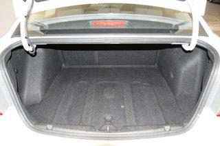 2010 Holden Cruze JG CD White 5 Speed Manual Sedan