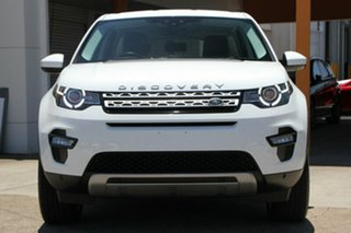 2017 Land Rover Discovery Sport L550 17MY TD4 150 HSE White 9 Speed Sports Automatic Wagon