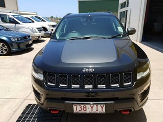 2017 Jeep Compass M6 MY18 Trailhawk Black Pearl 9 Speed Automatic Wagon