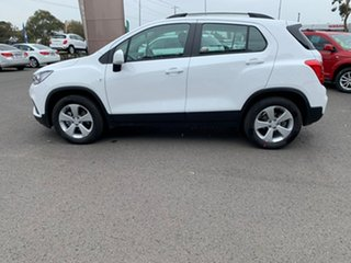 2018 Holden Trax TJ MY18 LS Summit White 6 Speed Automatic Wagon