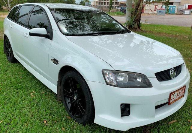Used Holden Commodore VE MY09.5 SV6 Sportwagon, 2009 Holden Commodore VE MY09.5 SV6 Sportwagon White 5 Speed Automatic Wagon