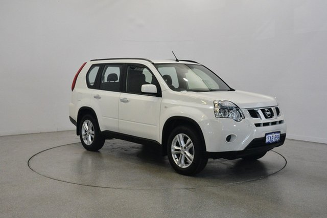 Used Nissan X-Trail T31 Series V ST, 2012 Nissan X-Trail T31 Series V ST White 6 Speed Manual Wagon