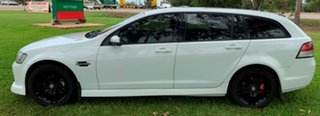 2009 Holden Commodore VE MY09.5 SV6 Sportwagon White 5 Speed Automatic Wagon