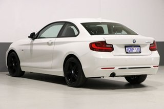 2015 BMW 220i F22 MY15 White 8 Speed Automatic Coupe