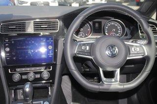 2018 Volkswagen Golf 7.5 MY18 110TDI DSG Highline Turmeric Yellow 7 Speed