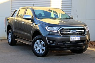 2018 Ford Ranger PX MKIII 2019.0 XLT Pick-up Double Cab Magnetic 6 Speed Sports Automatic Utility