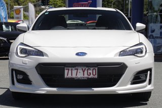 2018 Subaru BRZ Z1 MY18 White Crystal 6 Speed Manual Coupe