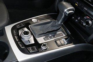 2013 Audi A4 B8 (8K) MY13 3.0 TDI White CVT Multitronic Sedan
