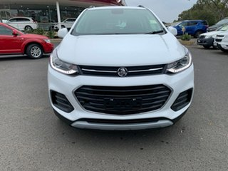 2018 Holden Trax TJ MY18 LS Summit White 6 Speed Automatic Wagon.