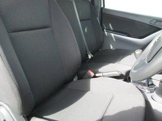 2017 Mazda BT-50 XT Hi-Rider XT 4x2 Hi-Rider White 6 Speed Manual Cab Chassis