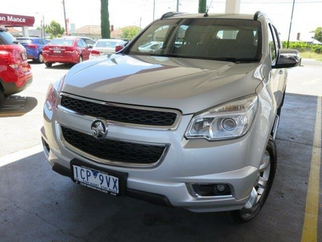Used Holden Colorado 7 RG MY15 LTZ, 2014 Holden Colorado 7 RG MY15 LTZ Silver 6 Speed Sports Automatic Wagon