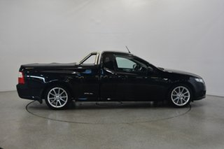 2013 Ford Falcon FG MkII XR6 Super Cab Black 6 Speed Manual Cab Chassis.