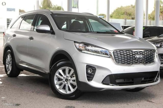 New Kia Sorento UM MY18 SI, 2018 Kia Sorento UM MY18 SI Silky Silver 8 Speed Sports Automatic Wagon