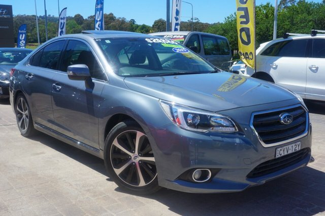 Used Subaru Liberty B6 MY16 3.6R CVT AWD, 2015 Subaru Liberty B6 MY16 3.6R CVT AWD 6 Speed Constant Variable Sedan