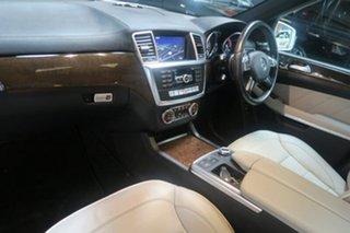 2013 Mercedes-Benz GL350 X166 BlueTEC 7G-Tronic + Silver 7 Speed Sports Automatic Wagon