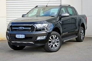 2018 Ford Ranger PX MKII 2018.00 Wildtrak Double Cab 6 Speed Sports Automatic Utility.
