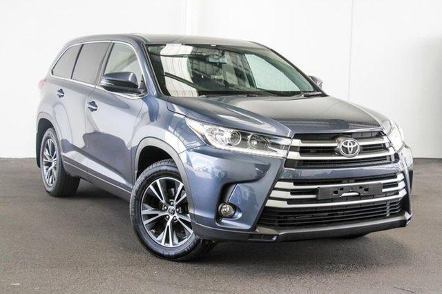Used Toyota Kluger GSU55R GX AWD, 2017 Toyota Kluger GSU55R GX AWD Cosmos Blue 8 Speed Sports Automatic Wagon