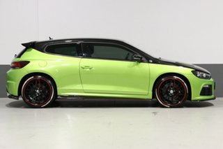 2012 Volkswagen Scirocco 1S R Green 6 Speed Direct Shift Coupe