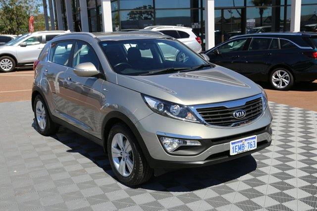 Used Kia Sportage SL Series II MY13 SLi, 2014 Kia Sportage SL Series II MY13 SLi Silver 6 Speed Sports Automatic Wagon