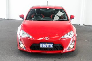 2013 Toyota 86 ZN6 GT Lightning Red 6 Speed Manual Coupe